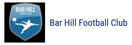 Law Staff Legal support Bar Hill Football Club
